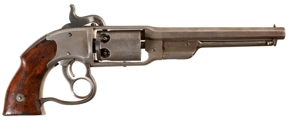 Savage-Navy-Percussion-Revolver
