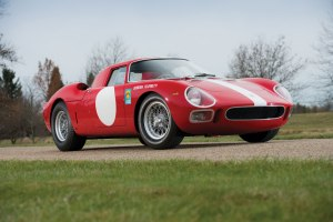 1964 Ferrari 250 LM Coupe Sold For $9,625,000